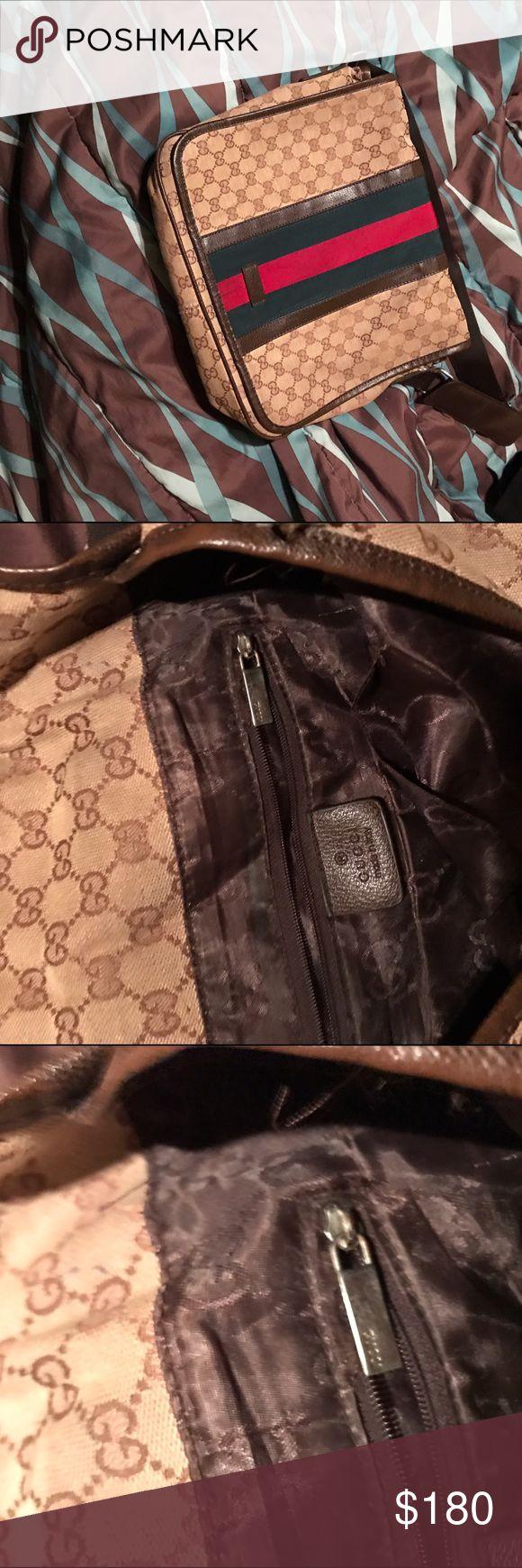 Gucci Messenger Bag Gucci Messenger Bag Slight Tear Gucci Bags