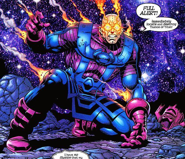 galactus vs thanos - photo #9