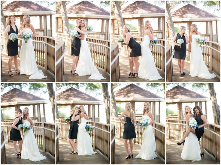 Funny bridesmaid photos! Rebekah   Joe Wedding | The River House St. Augustine Wedding photographer » Alex Michele Photography
