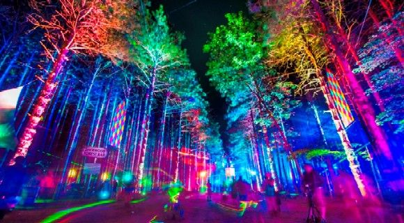 Electric Forest, Rothbury, MI. One of my favorite places in the whole world!