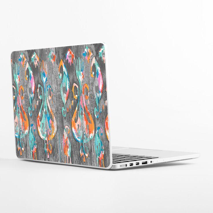Spiral of Silence Laptop Skin