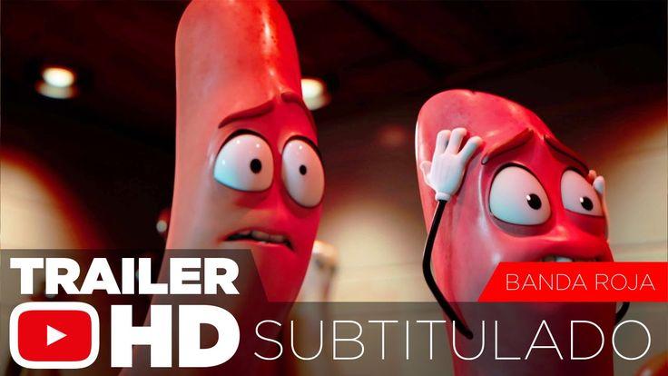 Sausage Party - Trailer Banda Roja #2 2016 SUBTITULADO HD