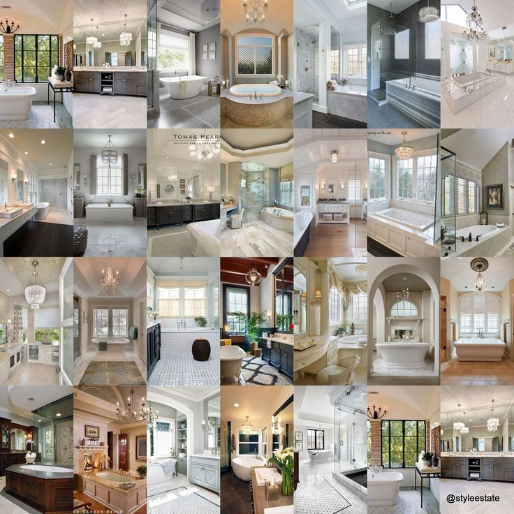 Be sure to follow my bathroom design board on Pinterest @styleestatefor  all of my latest bathroom design ideas.