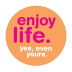 """enjoy life.  yes, even yours.  no time to waste on the """"boo-hoo's"""" in your life!"""