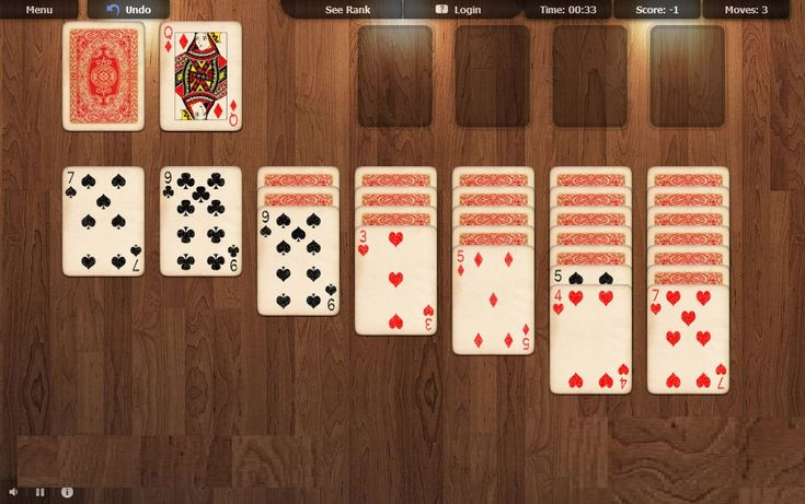 Enjoy free online solitaire card games win unlimited