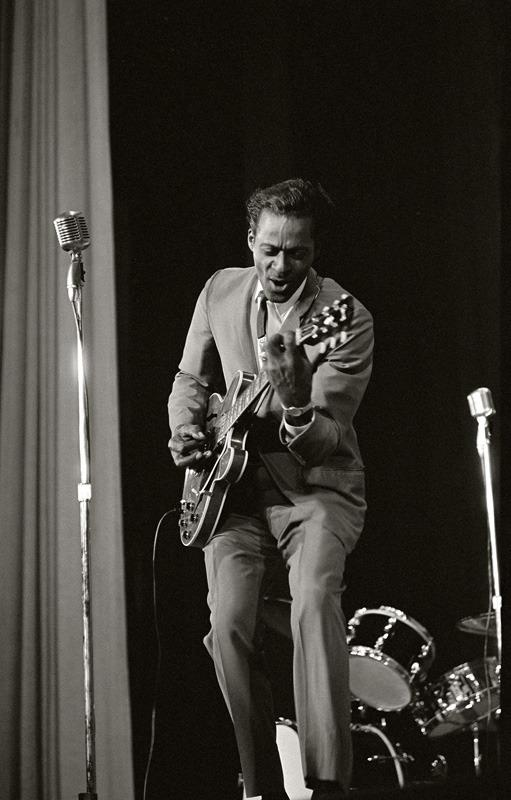 One of the all time greats...Chuck Berry