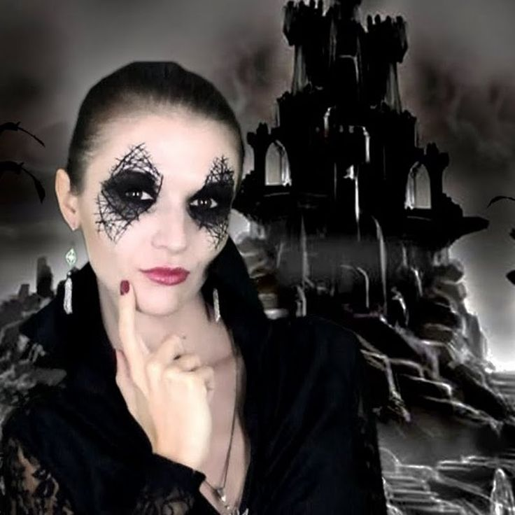 Would you try Sexy Witch Halloween Makeup tutorial by Desislava P? Vote on Preen.Me!