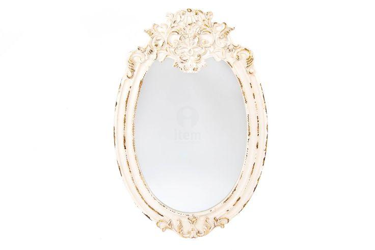 M s de 20 ideas incre bles sobre espejo envejecido en for Espejo blanco envejecido