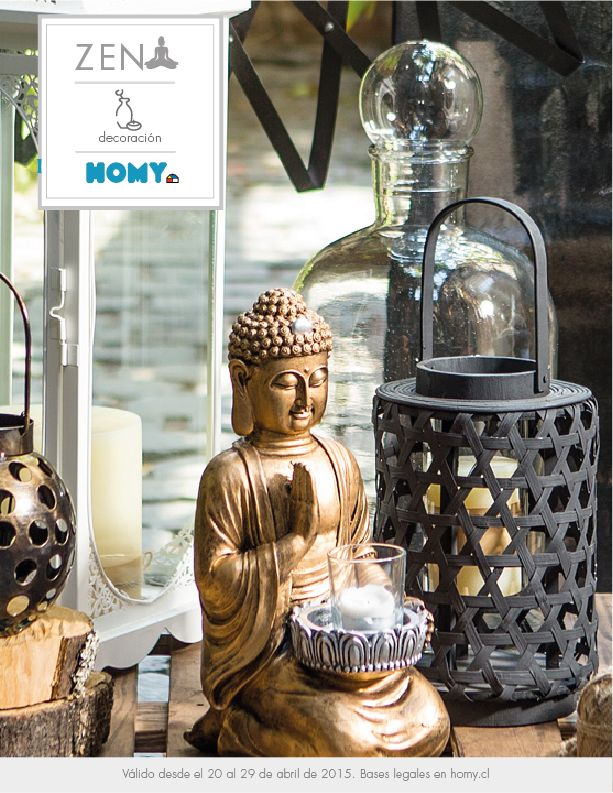 #Deco #Zen #Decoración #Buda