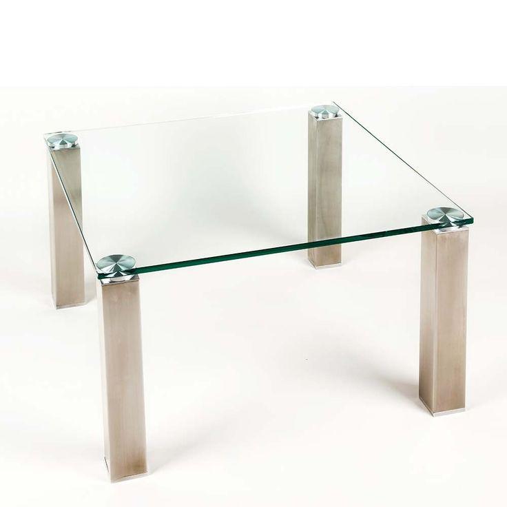 best 25+ tischgestell edelstahl ideas on pinterest | edelstahl ... - Wohnzimmertische Aus Glas
