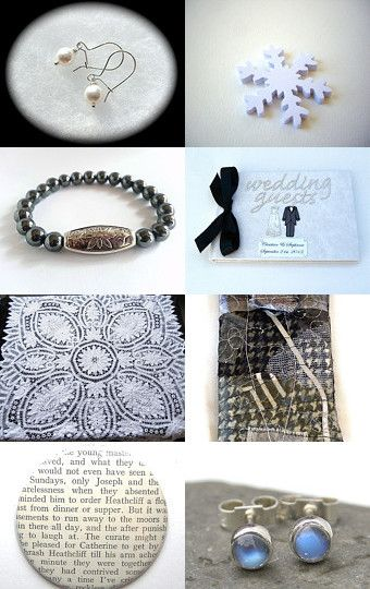 Winter Shades by Carolyn Ford on Etsy--Pinned with TreasuryPin.com