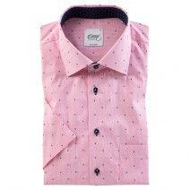 Летняя рубашка с коротким рукавом 8758 93