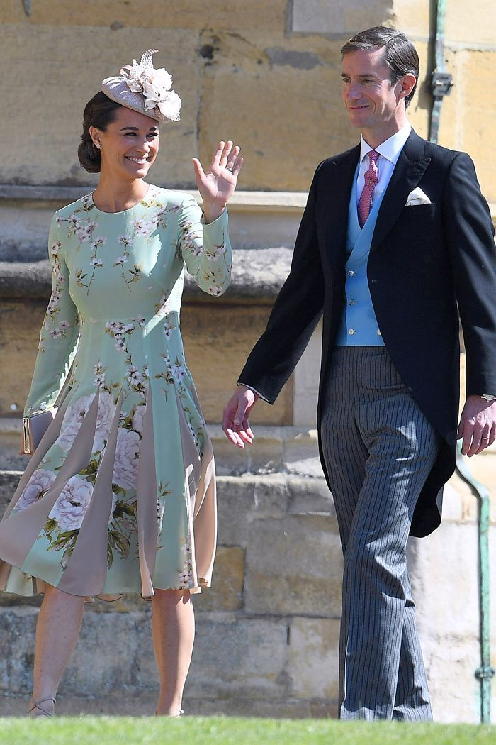 All Of Guest Outfits You Have To See From Meghan And Harry S Wedding