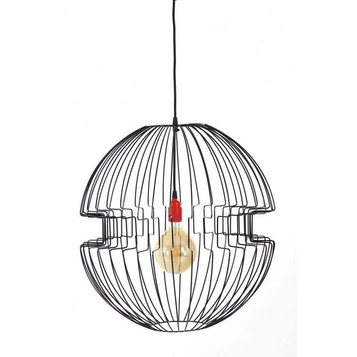 Lampa z drutu Imperium - JABBA Design