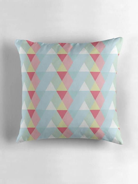 Zipped Cushion Cover Square cushion Scandinavian cushion