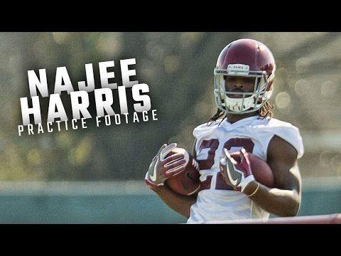 Watch Najee Harris run drills during Alabama's first spring practice | AL.com