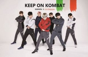 """K-POP News : Monsta X selected as new 'Kappa' models  #Monsta_X became the new models for Italian sportswear brand #Kappa this year. The #sportswear company thought that they group is a perfect match for its brand since the members are known for being great #athletes, yet #stylish. (KOREAHELARD)  ✿Click """"LIKE"""" this page for more K-beauty @meetunnie #kbeauty #koreancosmetics"""