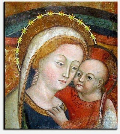 Del buon consiglio icone italiche pinterest for Cama 0 90 x 1 90