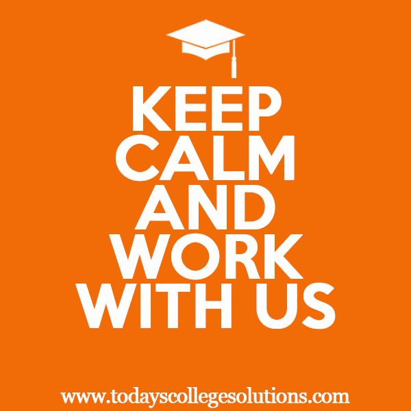 Don't panic about college application deadlines, essays or financial aid. That's why we're here.