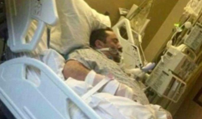 Si è procurato un piccolo taglio con un foglio di carta, ora è in un letto di ospedale che lotta tra la vita e la morteI - http://www.sostenitori.info/si-e-procurato-un-piccolo-taglio-con-un-foglio-di-carta/256555