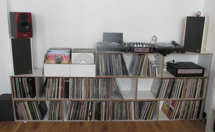 Unser Stocubo #Regalsystem gefeatured auf Vinyl Fantasy Mag