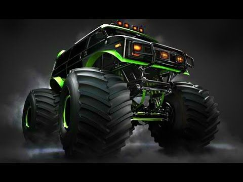 Monster Truck Games Easy Kids Kids Car Games Cars Games For Kids