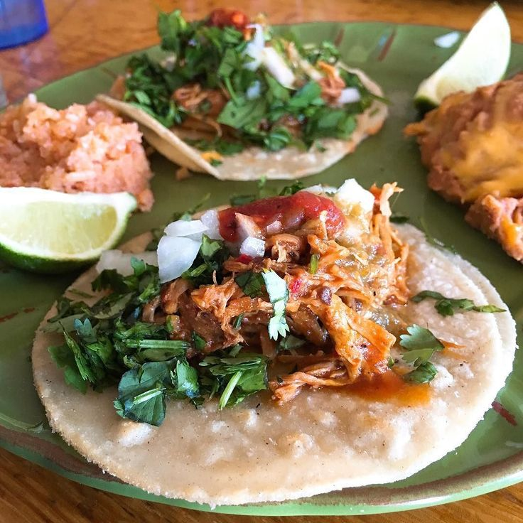 via @sacramentotacoparty: Today's Taco Tuesday fix is brought to you by Kico's Mexican Food. #  This is their secret menu item: Paco's Tacos. Super juicy carnitas!  #sactacoparty