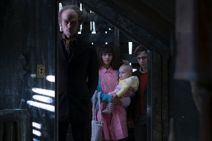 A Series of Unfortunate Events Teaser: Meet Count Olaf