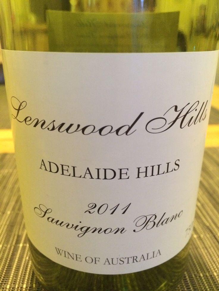 Lenswood Hills, South Australia, 2011.