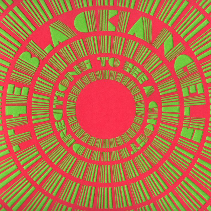 The Black Angels Directions to See a Ghost album cover