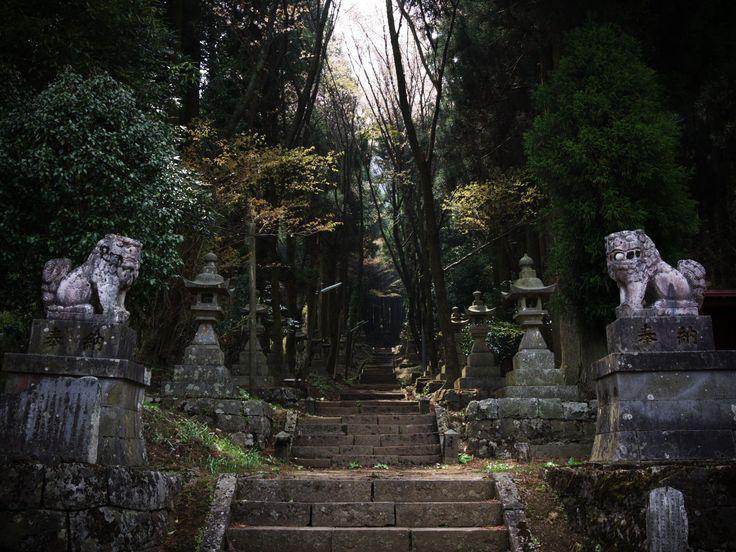 熊本県 阿蘇郡 上色見熊野座神社