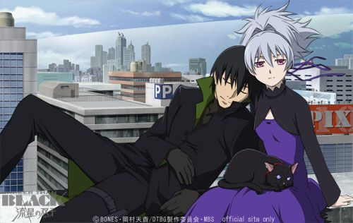 Darker Than Black *Hei & Yin*