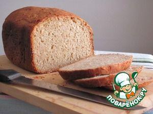 Хлеб горчичный с овсяными хлопьями - кулинарный рецепт