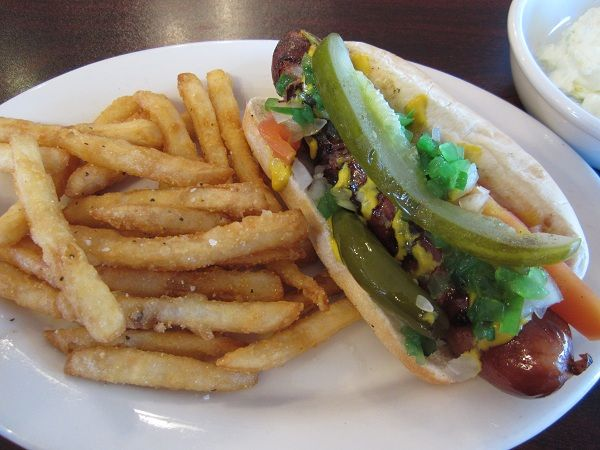 Windy City Grill, Marietta GA | Marie, Let's Eat!