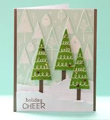 Image result for homemade christmas cards