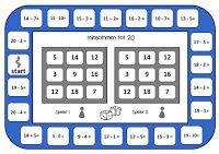 Juf Shanna: Minsommen bingo - 2 nieuwe spelborden!