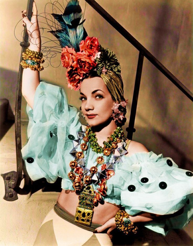 Carmen Miranda, (9 February 1909 – 5 August 1955) was a Portuguese-born…