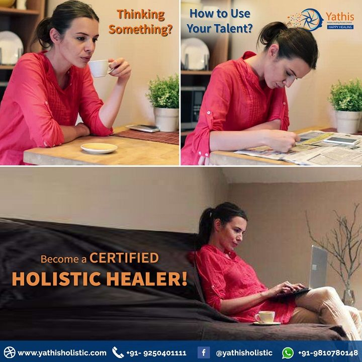 Homemakers can be great Holistic Healers too! Utilize your free time, join a certification course at Yathis Learn and become a certified healer. #Homemakers #parttimecareerforhousewives #holistichealingasacareer #HelloYathis #HelloLife