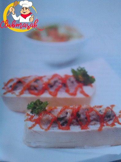 Resep Tahu Isi Kepiting Kukus, Resep Masakan Sehari-Hari Dirumah, Club Masak