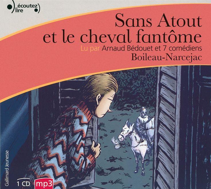 Sans Atout et le cheval fantôme, de Boileau-Narcejac