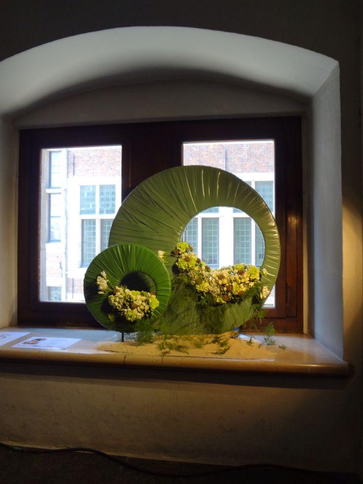 Fleurs des Dames 2015 Stadhuis Antwerpen