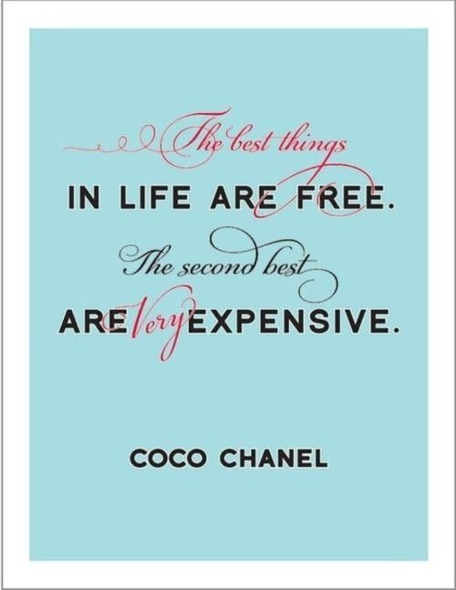 Coco Chanel: Coco Chanel, Life, Quotes, Truth, So True, Chanel Quote, Things, Cocochanel