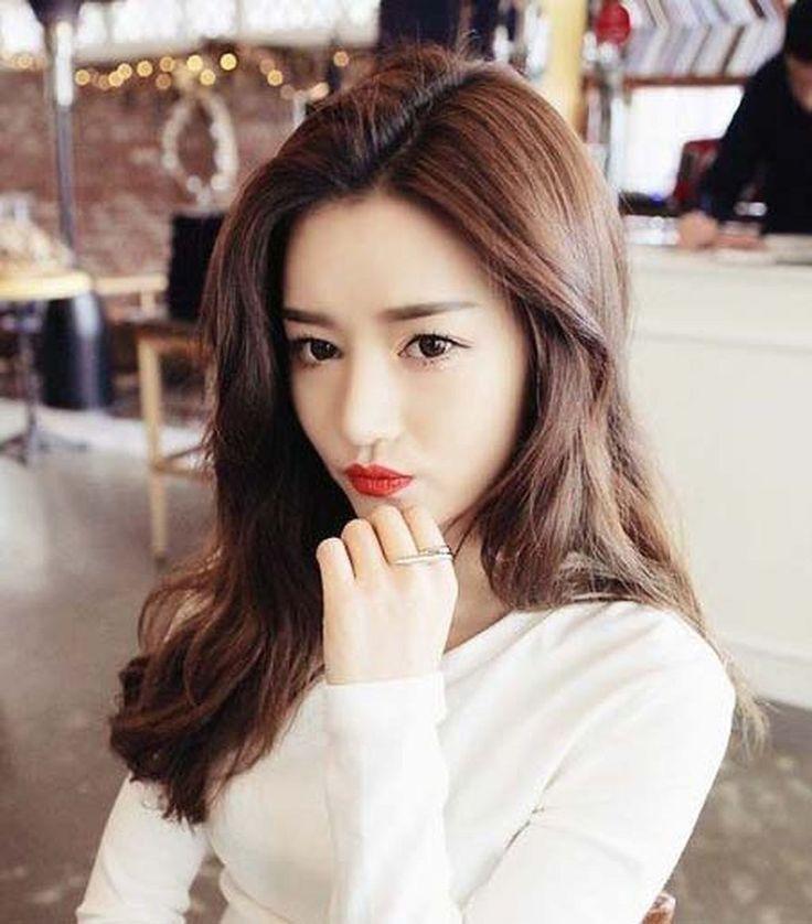 10 Susse Koreanische Frisur Ideen Cute Hairstyle Ideas Korean Frisur Asiatische Frisuren Koreanische Frisur Koreanische Damenfrisuren