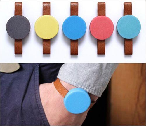 DeBrarian :: 얼굴없는 시계, 행복-불행 알려주는 초미니멀리즘 디자인