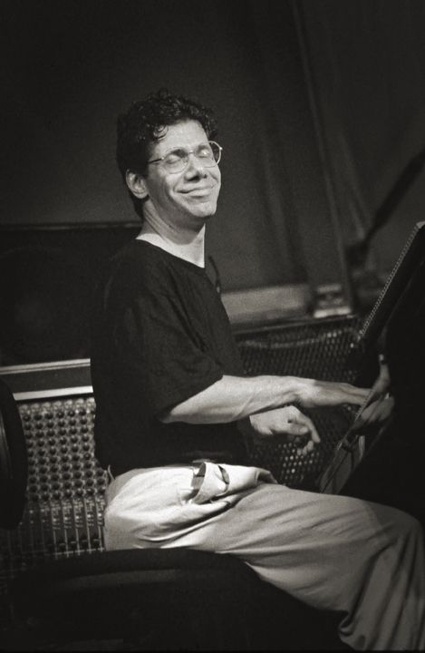 Chick Corea (b. June 12, 1941) is a multiple Grammy Award winning American jazz pianist, keyboardist, drummer, and composer - also 71 today!    Photo: Richard Laird