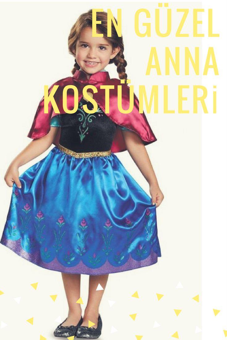 Anna, sevilen bir animasyon karakteri olduğu için Anna kostümü internette kolayca bulunabiliyor. Anne kostümü kiralama fiyatları ile..