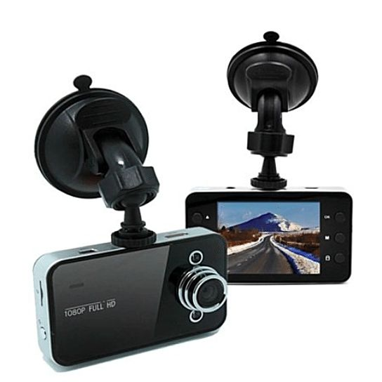 """This 2.7"""" LCD Full HD 1080P Car DVR Vehicle Dash Cam Video Recorder plus FREE 8GB microSDcardis packed with high end features including motion detection, loop recording, date/time stamp, instant playback full HD video, LCD swivel screen, auto-ignition start, rechargeable battery and more! Kit includes 2.7"""" LCDDash Cam, USB cable, car charger andIt comes equipped with an 8GB microSD card for storage and records high quality video.     The built-in G-Sensoris a great featurewhich…"""
