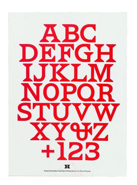 Matthew Carter   HWT Van Lanen (what an ampersand)