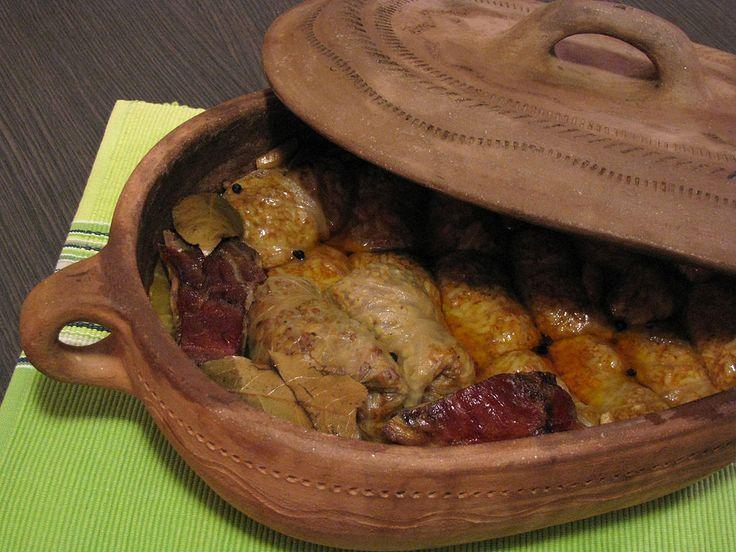 Serbian Sarma - Sarma (food) - Wikipedia
