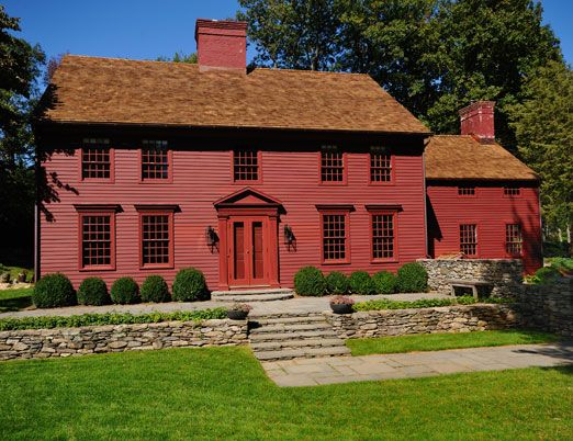 68 best Colonial Saltbox images on Pinterest Saltbox houses